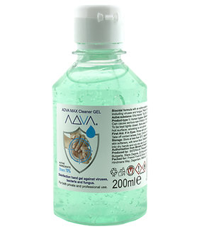 ADVA Hand Sanitiser Gel 200ml