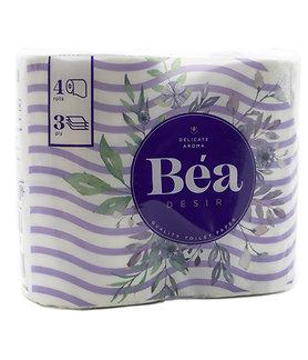 Toilet Paper Bea Desir - 4rolls