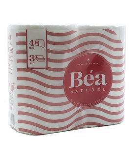 Toilet Paper Bea Naturel - 4rolls