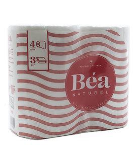 Toilet Paper Bea Naturel - 4rolls